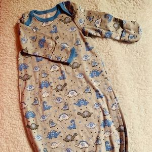 ⛵️ baby nightgown